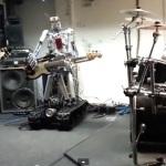 Prvi robot bend Compressorhead! Ovo morate vidjeti!!!