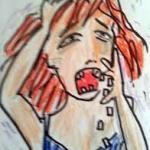 Sanjati zube koji ispadaju