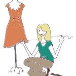 Preskupa odjeća? Krojačica – mala tajna kako uštedjeti novac, a ipak zablistati!