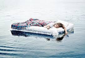 sanjati vodu